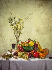 """The exhibit """"Focus on Still Life"""" will highlight the photography of Theresa Hood at the Watchung Arts Center."""