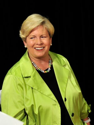 Joan Cronan was the Tennessee women's athletics director from 1983-2012.