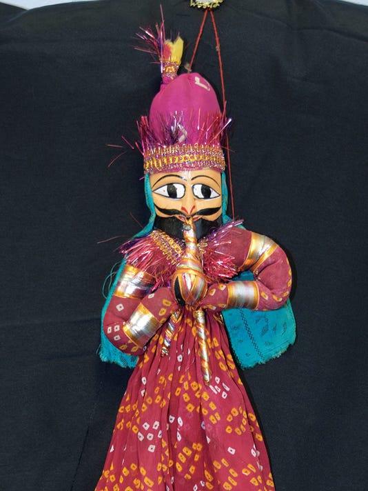 Global Puppet Exhibit