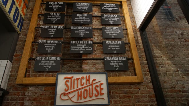 Stitch House Brewery, a new brewery on N. Market St. in downtown Wilmington, will be serving craft beer and food.
