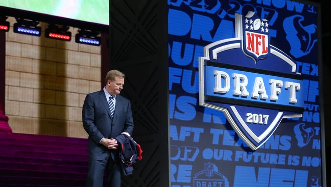 After decades in New York City, the NFL draft has moved around the past two years. Could Indy be on the list?