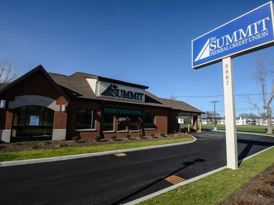 The Summit Federal Credit Union, 2087 East Henrietta
