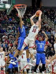 Powers North Central senior and Mr. Basketball finalist