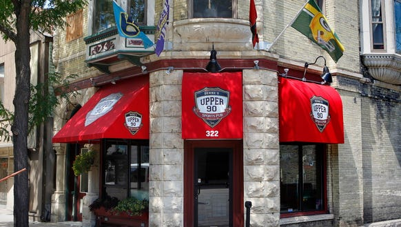 Upper 90, the sports bar that opened in 2011 at 322