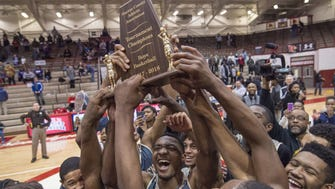 FILE – Top-ranked Warren Central already won the Marion County title. Could the unbeaten Warriors add a sectional crown as well?