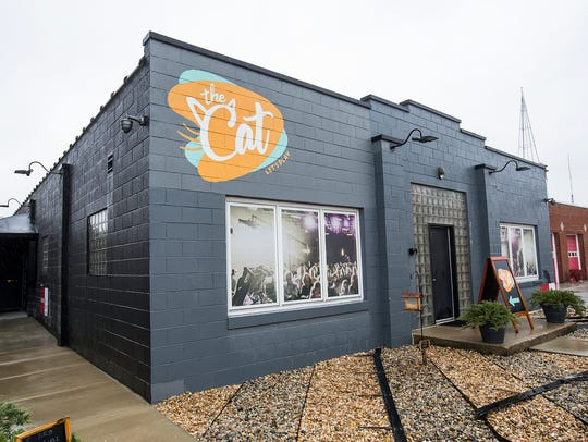 The Cat theater photographed in Carmel, Ind., Wednesday,