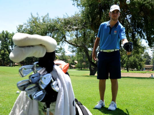 Matt Wolff helped the Westlake High boys golf team win two straight state titles during his four-year career.