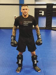 Dustin Poirier, who has been auctioning his post-fight gear to raise money for local charities, has created a non-profit for as another avenue for giving. It's called The Good Fight Foundation.