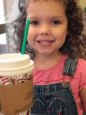 "This undated photo made available by the City of Charlestown, SC., Department of Police, shows Heidi Renae Todd. The FBI is offering a $10,000 reward for information on the 4-year-old girl who disappeared in South Carolina. Charleston Mayor John Tecklenburg told reporters that Heidi's mother was ""brutally beaten"" and is hospitalized. Todd disappeared on Tuesday, Feb. 12, 2018. (City of Charleston Department of Police via AP)"