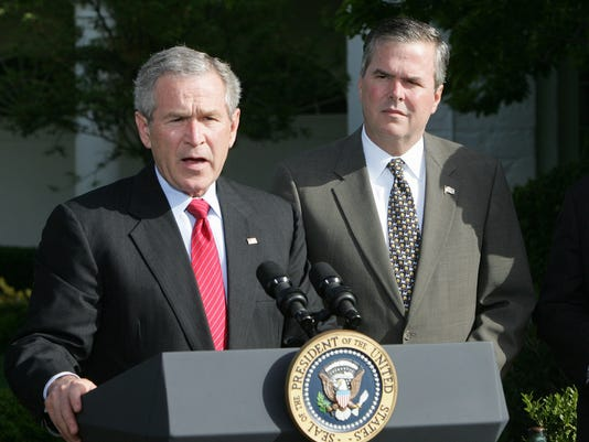 George W. Bush, Jeb Bush