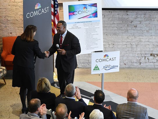 Rich Jennings, senior vice president of Comcast's mountain