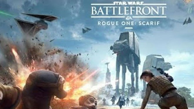 The final update, named The Battle of Scarif Update, added the tropical planet Scarif from the end of the 2016 film 'Rogue One: A Star Wars Story' to the game.