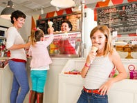 Hot Spots for Cool Ice Cream