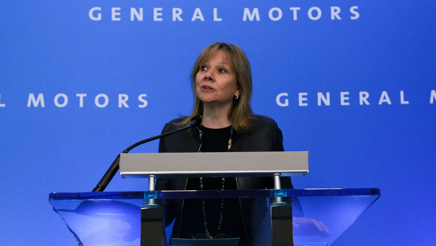 Gm Profit Falls 42 To 1 7 Billion In 2nd Quarter After