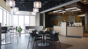Bank, coffee shop to open hybrid building
