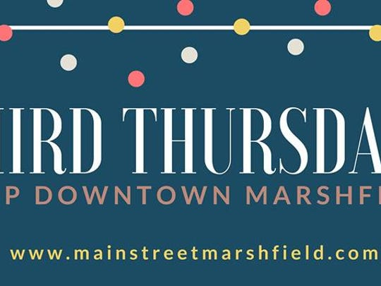 July's Third Thursday takes place this week with various deals at downtown shops.
