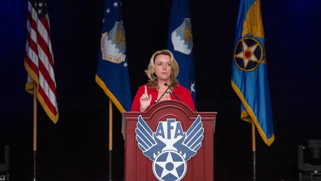 The Air Force is planning a second round of initiatives to improve the diversity of the service's ranks, Secretary Deborah Lee James said at the Air Force Association's Air Space Cyber conference.