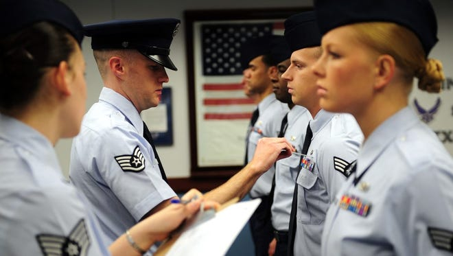 The Air Force on Tuesday unveiled the biggest changes to enlisted professional military education in three years.