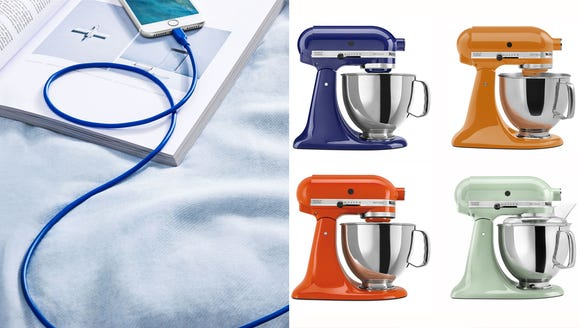Today's best deals range from tech accessories to countertop