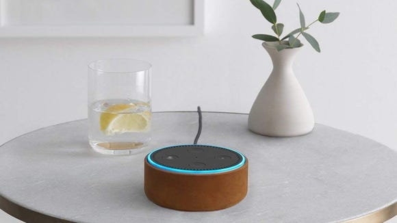 Upgrade your home with the smallest Echo.