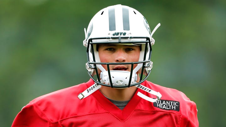 Raiders waive QB Christian Hackenberg three weeks after trading for him