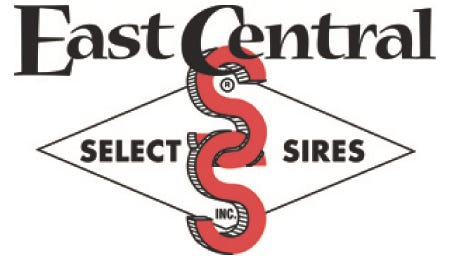 East Central Select Sires logo