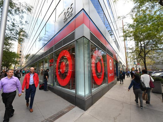 Target is opening a smaller format store  in New York