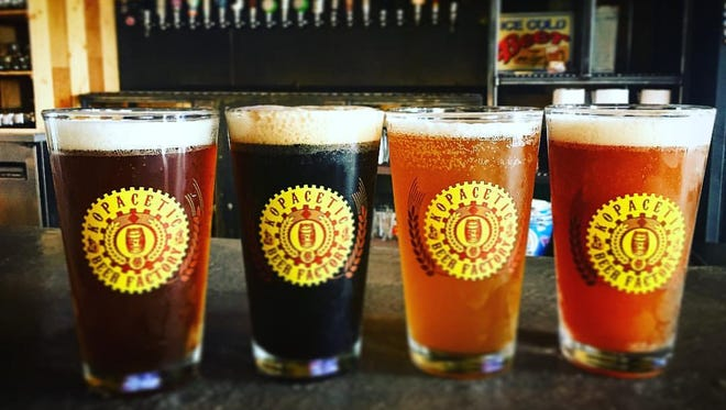 Kopacetic Beer Factory in Monticello is one of five reasons to visit the town during Indiana's colder months.