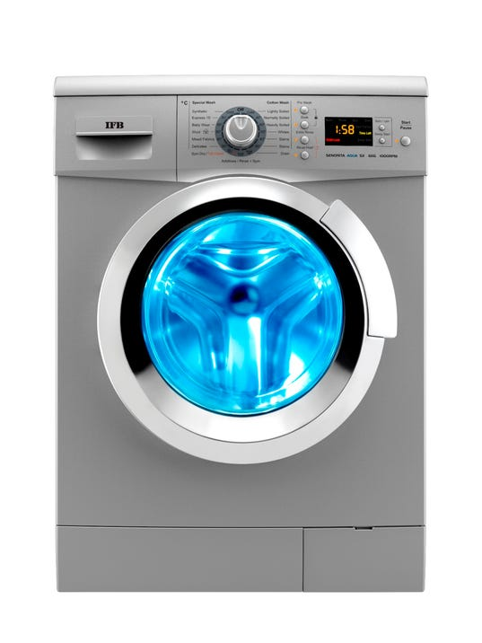 baby boomers keep up with the future the washing machine that cleans two loads of laundry at