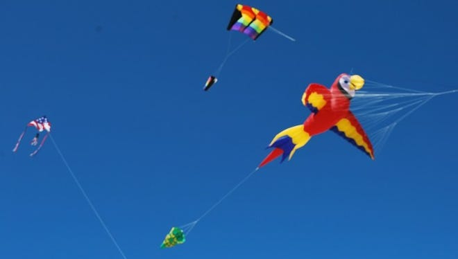 Kite Days at PINS scheduled for Feb. 18.