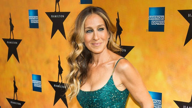 Sarah Jessica Parker, seen in 2015, will be taking four guests shoe-shopping at Bloomingdale's, then sending them to the New York City Ballet as part of an Airbnb launch of local tours and other experiences in New York.