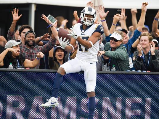 USP NFL: HOUSTON TEXANS AT LOS ANGELES RAMS S FBN LAR HOU USA CA