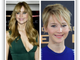 Jennifer Lawrence unveiled a new hairstyle in November. She traded her long locks (shown at left in 2012) for a pixie cut (shown at right in November 2013). Early reactions compared her new look to Kate Gosselin.