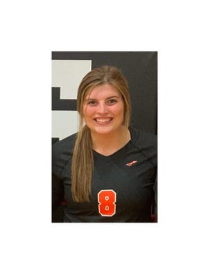 McKenna Strong racked up the stats in the Indians first two matches.