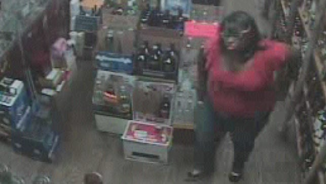 Police in Franklin Township are seeking the public's help in identifying two people suspected of shoplifting.