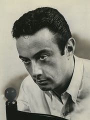 Comedian Lenny Bruce is shown in a 1960 handout photo.