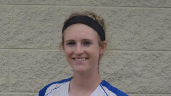 Madison senior Brooke Vilcinskas.