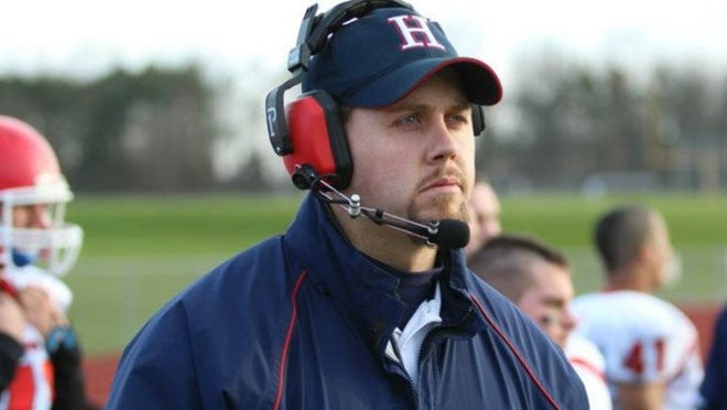 Erik Werner enters his second season as varsity football coach at Hornell. The Red Raiders open the season ranked first in the Democrat and Chronicle's preseason poll.