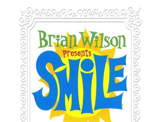 """Art used for """"Brian Wilson Presents Smile,"""" released in 2004."""