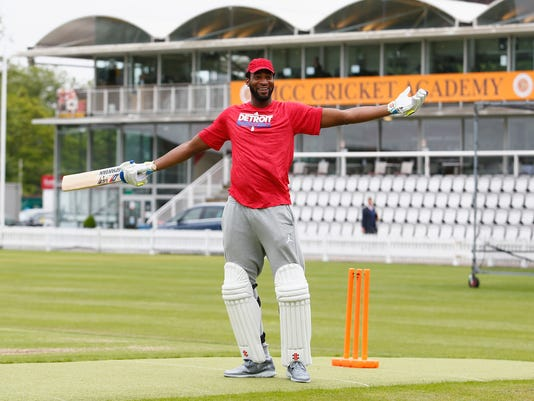 Andre Drummond joins Eoin Morgan and Brendan McCullum for a Sports Crossover