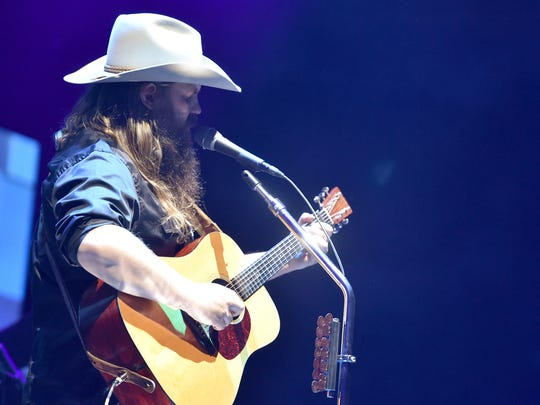 "Perhaps the most celebrated album this year comes from Chris Stapleton, From A Room: Volume 1. The album received a Grammy nomination for Best Country Album, while the song ""Broken Halos"" was nominated for Best Country Song and ""Either Way"" was nominated for Best Country Solo Performance."