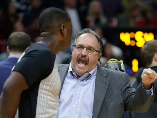 Stan Van Gundy, James Williams