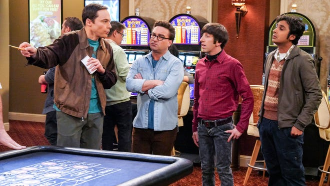 """The Big Bang Theory"" with Jim Parsons, Johnny Galecki, Simon Helberg and Kunal Nayyar may stick around past the upcoming 2018-19 season."