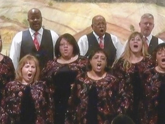 The Voices of Unity Choir to perform Sunday, Dec. 13,