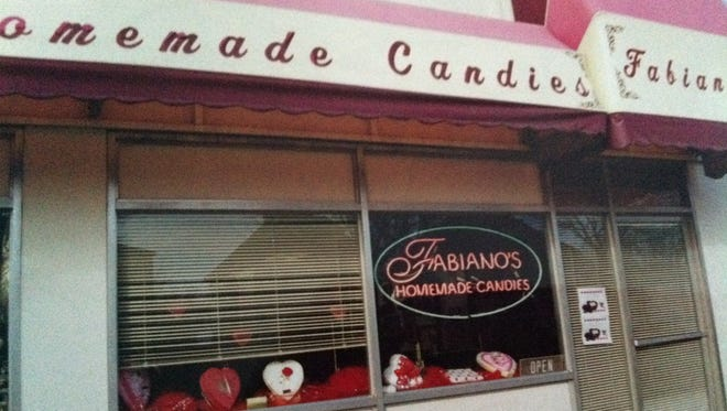 Fabiano's Candies at 1427 E. Michigan Ave.