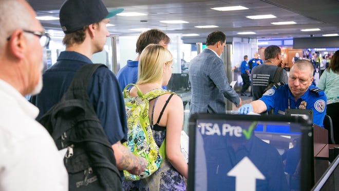 American Airlines and the Transportation Security Administration (TSA) will test new CT scanners and automated security screening lanes in a pilot program at Phoenix Sky Harbor International Airport by the end of 2016.