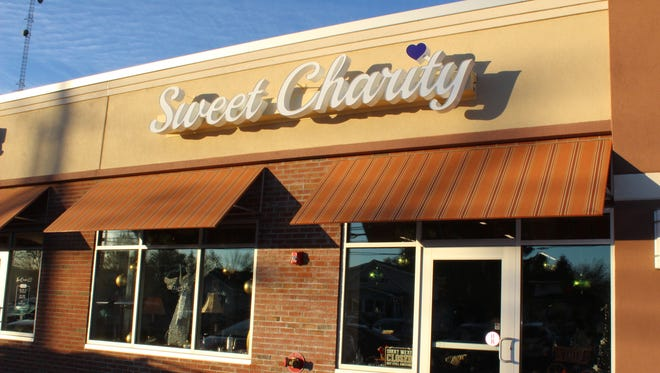 Sweet Charity is located at 680 Whitney Road, in the Whitney Town Center retail plaza. The shop is open Wednesday through Saturday, and donations are accepted during special hours. Visit theadventhouse.org for more details.