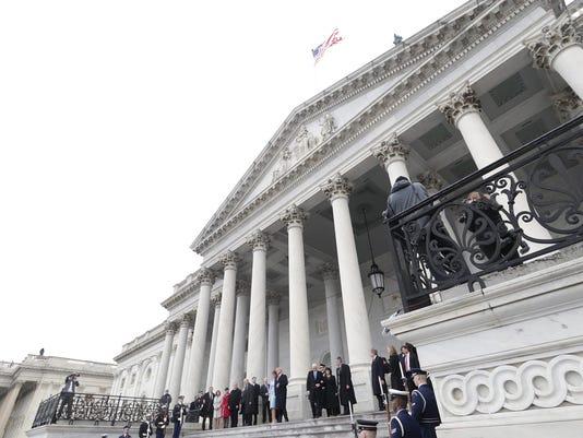 US Presidential Inauguration