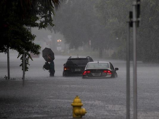 TOP IR rainfall