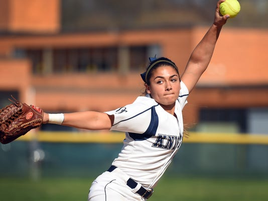 High school girls softball game: Indian Hills at NV/Old Tappan, 4 p.m.